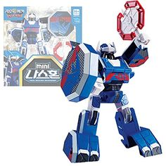 Geo Mecha Beast Guardian Mini Nashorn Transformer Robot Toy Action Figure -- Want additional info? Click on the image(It is Amazon affiliate link). #newyork
