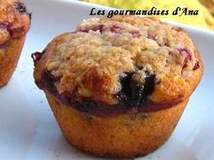 Séduite par Bob : le meilleur muffin à la myrtille...