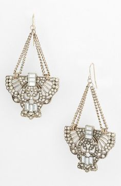 Tildon Vintage Chandelier Earrings | Nordstrom