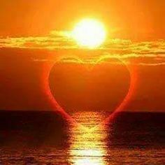 """Love Liberates us, love emboldens us, love urges us to give """"one whole heart every Moment"""" to the path. ~Raoul Sorkhabi, Seven Valleys of the Soul's Journey Heart Pictures, Heart Images, Heart In Nature, Les Fables, Sun Moon Stars, Heart Wallpaper, Belle Photo, Good Morning, Imagenes De Amor"""