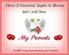 ♥For Our Parents In Heaven ~ Miss You Both Ever So Much~Forever In Our Hearts Daughters Kathy Faye♥