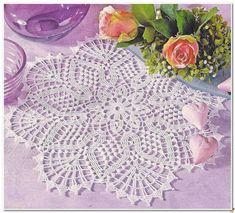 Kira scheme crochet: Scheme crochet no. 3147