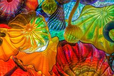 Chihuly at Franklin Park Conservatory