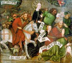 1420 ; 1430 ; Brno ; Tschechien ; Mährische Galerie ; IN A38