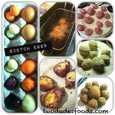 Super Easy Scotch Eggs!
