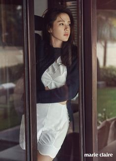 Son Ye-jin // Marie Claire Korea
