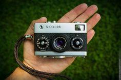 Rollei 35 #vintage #camera