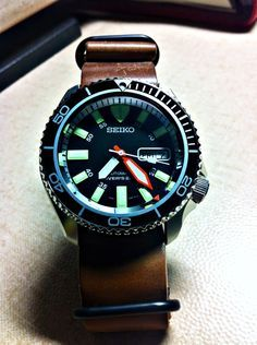 Black Military Analog Wrist Watch for Men, Mens Army Tactical Field Sport Watches Work Watch, Waterproof Outdoor Casual Quartz Wristwatch – Imported Japanese Movement, Waterproof – Fine Jewelry & Collectibles Amazing Watches, Cool Watches, Watches For Men, Fine Watches, Seiko Skx, Seiko Watches, Seiko Marinemaster, Seiko Monster, Seiko Diver