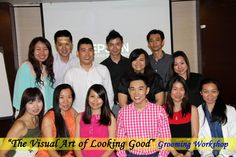 Grooming Workshop for Working Executives