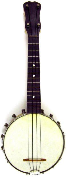 lardyfatboy: My Slingerland made, (for Montgomery Ward), Concertone =Ukulele of… Banjo Ukulele, Montgomery Ward, Cigar Boxes, Scores, Keep It Cleaner, Instruments, Lovers, Music, Musica