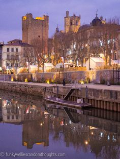 """Narbonne"" (Languedoc-Rosellón) France"