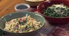 Impasta gli spatzle tedeschi di GialloZafferano e impara come prepararli con l'apposito strumento oppure con uno schiacciapatate: come primo piatto sono deliziosi.