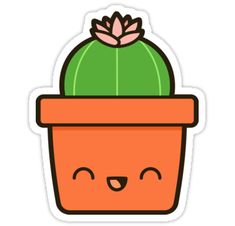 cute cactus png - Google Search