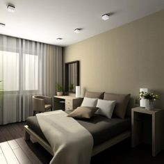 12 Best Feng Shui Bedroom in 2018 For Your New Home feng shui bedroom layout, feng shui bedroom colors, feng shui bedroom decoration, feng shui bedroom love, feng shui bedroom ideas Modern Master Bedroom, Master Bedroom Design, Bedroom Bed, Bedroom Decor, Bedroom Ideas, Bedroom Ceiling, Ceiling Fans, Ceiling Lights, Feng Shui Bedroom Tips