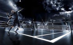 Hosber Art - Blog de Arte & Diseño.: The Future of Sports de Tim Tadder & Mike Campau