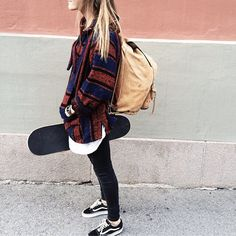 "@vansgirls's photo: ""On the blog: Who's that Vans Girl?-A new series where we highlight some of our rad followers like @idawammer Show us your #vansgirls style and you could be next! #vans"""