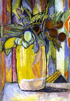 Oranges and Lemons (Vanessa Bell - 1914)