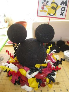 Mickey Mouse Clubhouse Birthday Party Ideas | Photo 10 of 23 | Catch My Party