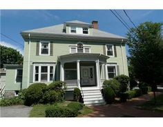 1923 Colonial Revival - Portland, ME - Old House Dreams (don't love the interior, but may have some useful tidbits for referece)