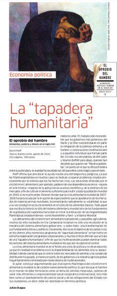 Publicado en «Le Monde Diplomatique» Nº 214 (abril de 2017).