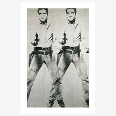 Andy Warhol's Double Elvis®, 1963