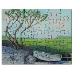 Coastal St. Augustine Puzzle