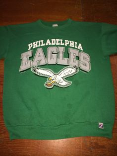 Philadelphia eagles vintage 1990 s sweatshirt - adult large - rare 26aeca960