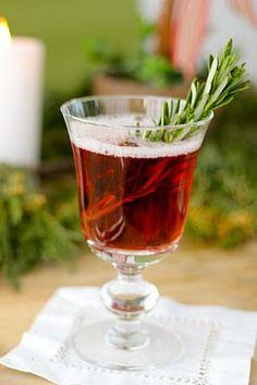 REVEL: Mistletoe Cocktail