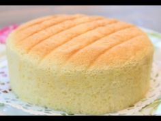 How To Make Super Soft Sponge Cake Butter Sponge Cake Recipe. Read the full recipe: . ©Yummy treats from Josephines Recipes Happiness Steamed Sponge Cake Recipe, Butter Sponge Cake Recipe, Eggless Sponge Cake, Steamed Cake, Sponge Cake Recipes, Easy Cake Recipes, Dessert Recipes, Japanese Sponge Cake Recipe, Soft Vanilla Cake Recipe