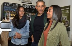 Malia Obama graduates from high school