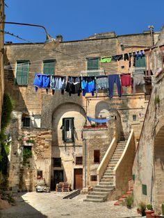 Beautiful picture of Matera - Basilicata - Italy https://www.yamadu.it