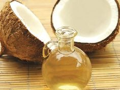 Coconut Oil benefits for eyebrows
