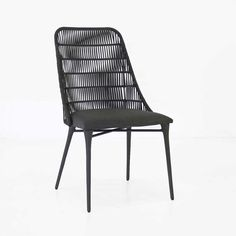 The Stylish Morgan Outdoor Wicker Dining Chair Is A Perfect Addition To  Your Outdoor Living Space