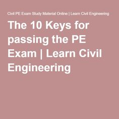 Civil Engineering getting a will online