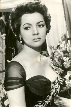 Sara Montiel......Sara Montiel (1928-2013) was a Spanish singer and actress, a much-loved and internationally known name in the Spanish-speaking movie and music industries.