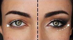 Hooded Eyes Makeup for Mature Skin   Stephanie Lange - YouTube