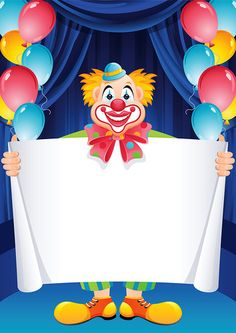 Free Latest Happy Birthday Wishes Cards and Greetings Happy Birthday Clown, Late Happy Birthday Wishes, Circus Birthday, Art Birthday, Birthday Cards, Clown Crafts, Carnival Crafts, Halloween Crafts, Clown Cirque