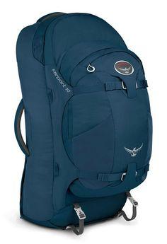 Osprey Farpoint 70 Travel Pack - Lagoon Blue from Taunton Leisure Ltd