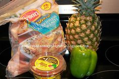 Motivated Mommy Clayton's Blog: 21 Day Fix Approved Crock Pot Hawaiian Chicken