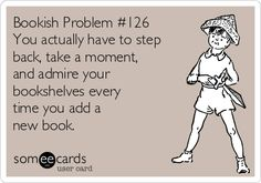 Bookish Problems Who else does this?