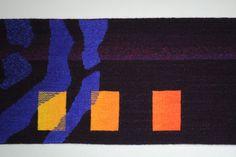 Rebecca Mezoff, Tapestry Artist: Summer in New Mexico?