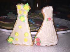 Vestiditos de galletas