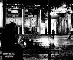 Αποτέλεσμα εικόνας για black and white street athens