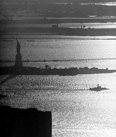 Statue of Liberty, 1946.