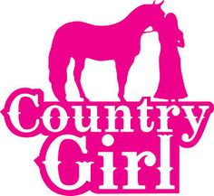 Image detail for -country girl decal horse cowgirl redneck womans ladies hat boots ...