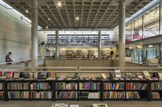 rodrigo mindlin loeb + eduardo de almeida: brasiliana library at USP campus