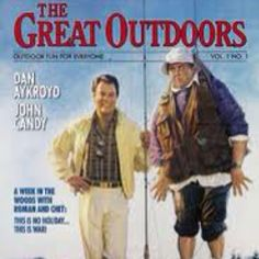 """Probably one of my favorite movies of all time. LOVED Dan Aykroyd's character """"Roman"""""""
