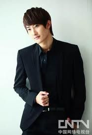 Zhou Mi of Super Junior M