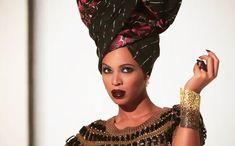 CELEBRITIES  WEARING HEAD SCARVES   public personalities are wearing African seems to make African wear ...