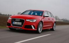 Audi RS6 Avant car review: furiously fast load lugger  http://www.businesscarmanager.co.uk/audi-rs6-avant-car-review/